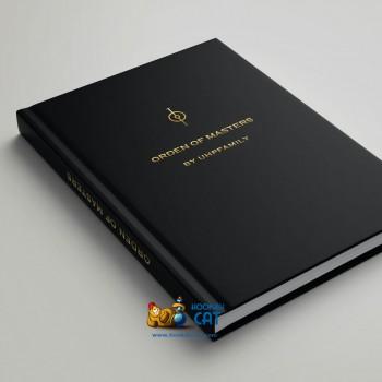 Еженедельник Orden Of Masters - купить уникальную книгу о кальянах с доставкой в Москве и по всей России