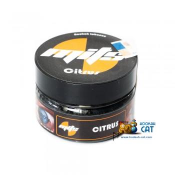 Табак для кальяна MiTs Citrus (МиТс Цитрус) 60г Акцизный