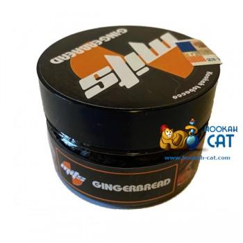 Табак для кальяна MiTs Gingerbread (МиТс Имбирный Пряник) 60г Акцизный