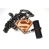 Персональный мундштук Mundshtukoff Superman