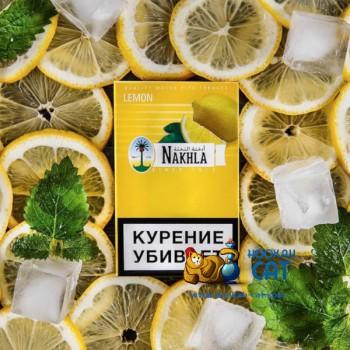 Табак для кальяна Nakhla Ice Lemon Mint (Нахла Ледяной Лимон и Мята) Акцизный 50г