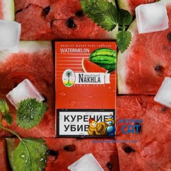 Табак для кальяна Nakhla Ice Watermelon Mint (Нахла Ледяной Арбуз и Мята) Акцизный 50г