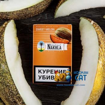 Табак для кальяна Nakhla Sweet Melon (Нахла Сладкая Дыня) Акцизный 50г