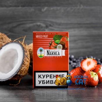 Табак для кальяна Nakhla Mixed Fruit (Нахла Мультифрукт) Акцизный 50г