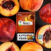 Табак Nakhla Peach (Персик) Акцизный 50г