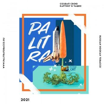Табак для кальяна Palitra Carrot Fresh (Палитра Морковный Фреш) 40г Акцизный