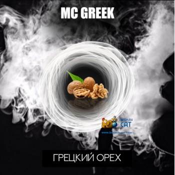 Табак для кальяна RAP Грик (MC Greek) 50г Акцизный - крафтовый табак РЭП из Дагестана