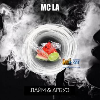 Табак для кальяна RAP Лайм-Арбуз (MC LA) 50г Акцизный - крафтовый табак РЭП из Дагестана