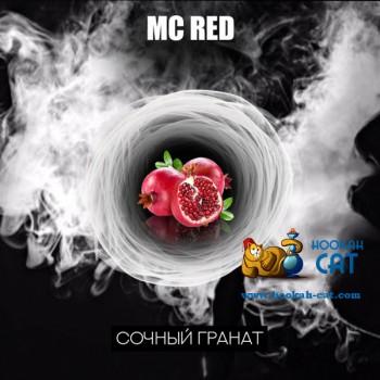 Табак для кальяна RAP Гранат (MC Red) 50г Акцизный - крафтовый табак РЭП из Дагестана