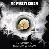 Табак RAP Пломбир с лесным орехом (MC Forest Cream) 50г Акц