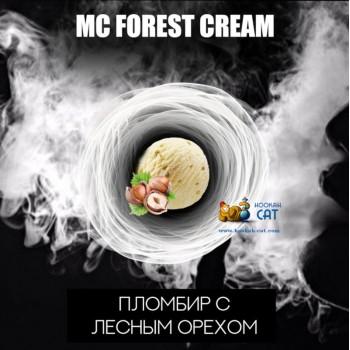 Табак для кальяна RAP Пломбир с лесным орехом (MC Forest Cream) 50г Акцизный - крафтовый табак РЭП из Дагестана