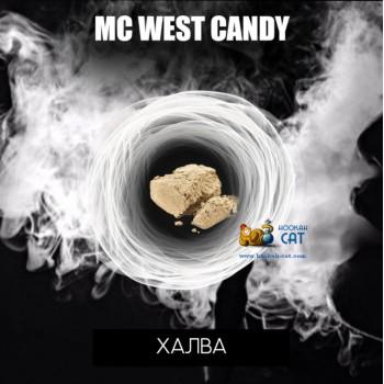 Табак для кальяна RAP Халва (MC West Candy) 50г Акцизный - крафтовый табак РЭП из Дагестана