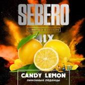 Табак Sebero Лимонные Леденцы (Candy Lemon) Limited Edition 60г Акцизный