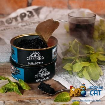 Табак для кальяна Северный Мяту в Хату 100г Акцизный