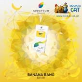 Табак Spectrum Bang Banana (Спектрум Банан) 100г Акцизный
