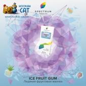 Табак Spectrum Ice Fruit Gum (Спектрум Ледяная Фруктовая Жвачка) 100г Акцизный