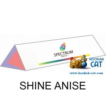 Табак для кальяна Spectrum Shine Anise (Спектрум Анис) 100г Акцизный купить в Москве недорого