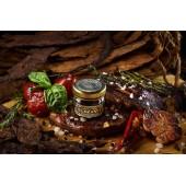 Табак World Tobacco Original (WTO) Tanzania Beef Grill (Мраморная Говядина на Гриле) 20г