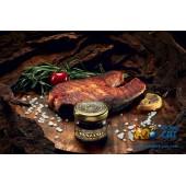 Табак World Tobacco Original (WTO) Tanzania Salmon Grill (Лосось на Гриле) 20г