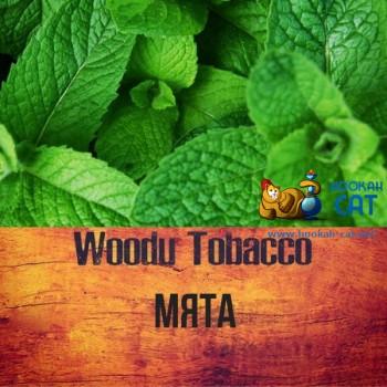 Табак для кальяна Woodu Strong Mint (Вуду Мята) 250г