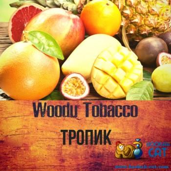 Табак для кальяна Woodu Tropic (Вуду Тропик) 250г