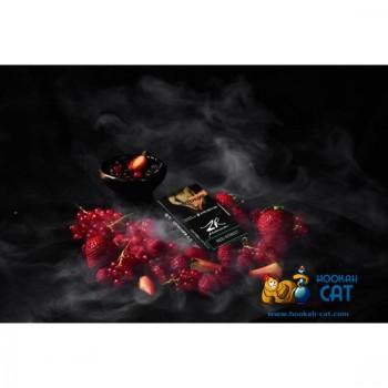 Премиальный табак для кальяна ZR Premium 2.0 Red Street (ЗР Премиум 2.0 Красные Ягоды) 50г Акцизный