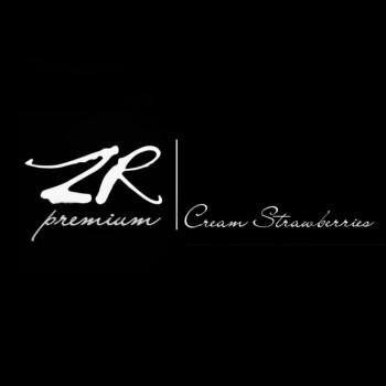 Табак для кальяна ZR Premium Cream Strawberries (Земляника со сливками) 100г купить в Москве недорого