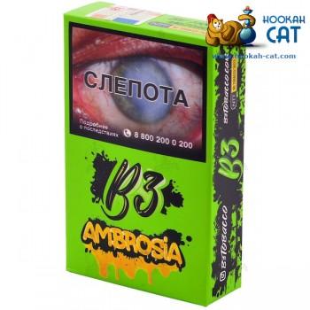 Табак для кальяна B3 Ambrosia (Б3 Амброзия) Акцизный 50г