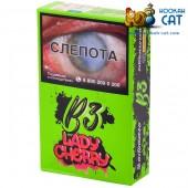 Табак B3 Lady Cherry (Вишня) Акцизный 50г