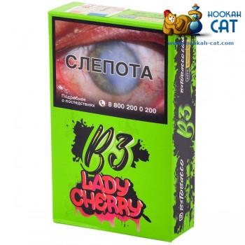 Табак для кальяна B3 Lady Cherry (Б3 Вишня) Акцизный 50г