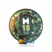 Табак M18 Smoke Grenade Strong Lime (Лайм) 100г Акцизный