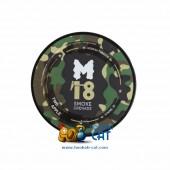 Табак M18 Smoke Grenade Strong Two Apple (Двойное Яблоко) 100г Акцизный