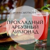 Миксы для кальяна - Прохладный арбузный лимонад (Арбуз Afzal, Малина Nakhla, Мята Alfakher)