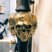 Кальян Maklaud Skeleton Smoke Skull