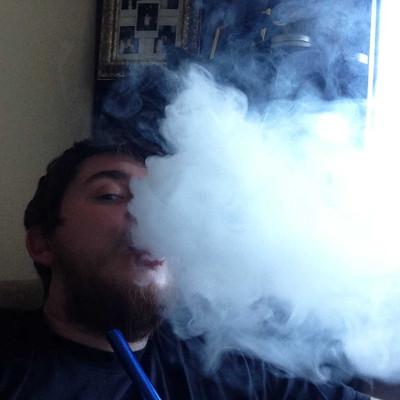А вот и дымок!